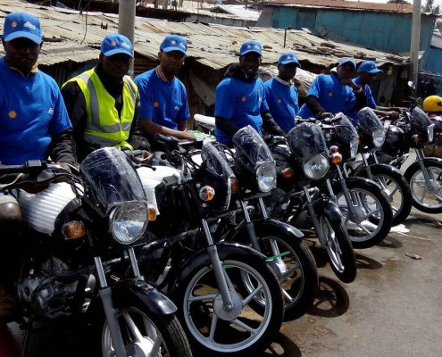 Bikes4Youth Project in Kibera - AiRD